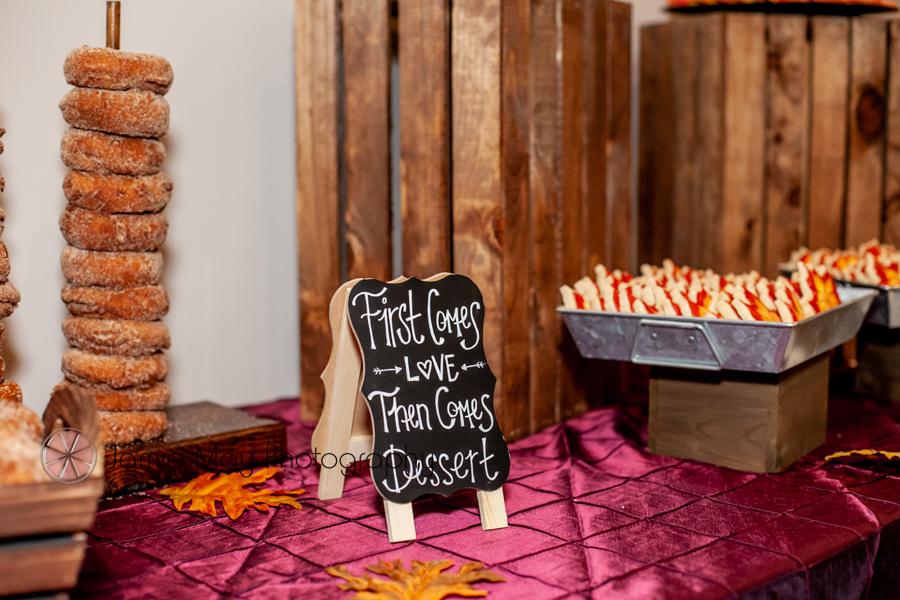 fall themed weddings
