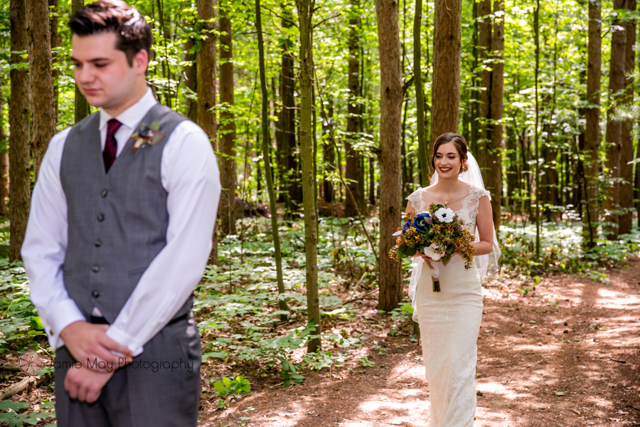 weddings in the woods